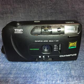 オリンパス(OLYMPUS)のOLYMPUS TRIP オリンパス トリップパノラマ フィルムカメラ(フィルムカメラ)