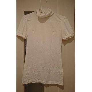 アーモワールカプリス(armoire caprice)の[新品]半袖タートルネック♪アーモワールカプリス(カットソー(半袖/袖なし))