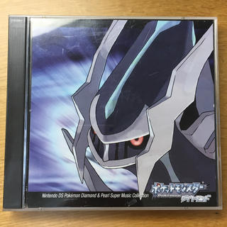 ポケモン(ポケモン)のポケットモンスター ダイヤモンドパール ミュージックコレクション(ゲーム音楽)