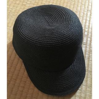 ケービーエフ(KBF)のストロー素材 夏用 キャップ帽 (キャップ)