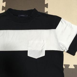RAGEBLUE ボーダーtシャツ