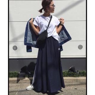 アディダス(adidas)のadidas originals スカート 希少初期型 XS(ロングスカート)