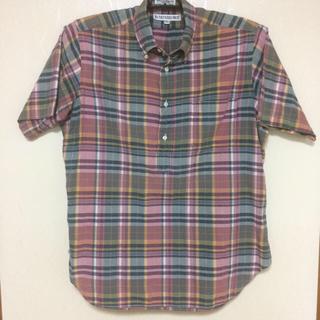インディヴィジュアライズドシャツ(INDIVIDUALIZED SHIRTS)のINDIVIDUALIZED SHIRTS プルオーバーシャツ(シャツ)