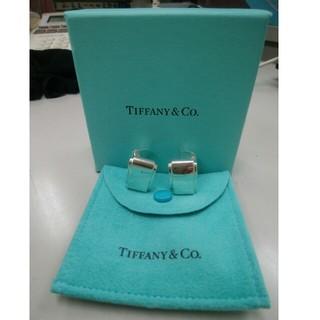 ティファニー(Tiffany & Co.)のTiffany(ティファニー)カフス メトロポリス カフリンクス(その他)