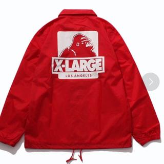 エクストララージ(XLARGE)のエクストララージ コーチジャケット 最終値下げ(ナイロンジャケット)