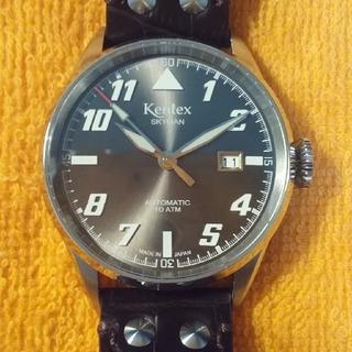 ケンテックス(KENTEX)のケンテックス スカイマン6 S688X−11(腕時計(アナログ))