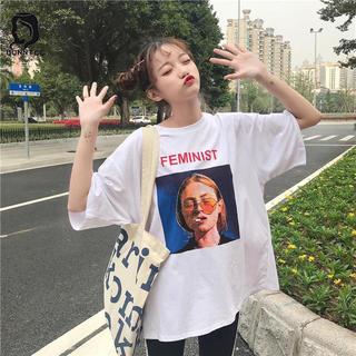 韓国ファッション Tシャツ(Tシャツ(半袖/袖なし))