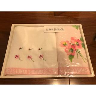 ジュンコシマダ(JUNKO SHIMADA)のJUNKO SHIMADA タオル ギフト(タオル/バス用品)