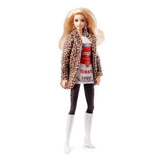 バービー(Barbie)のバービー アンディ・ウォーホール#2 キャンベルズスープ(その他)