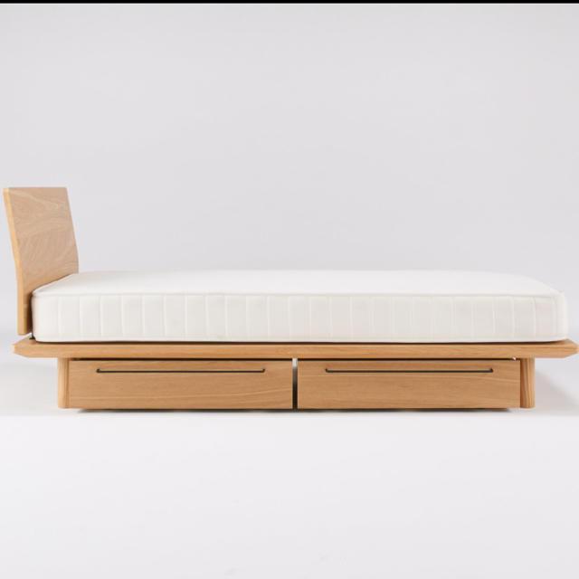 テル様 専用 MUJI 無印良品 シングルベッド マットレス付き