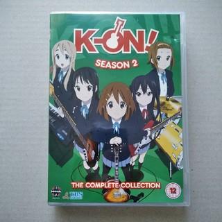 訳あり けいおん!! 2期 コンプリート DVD-BOX PCで再生可(アニメ)