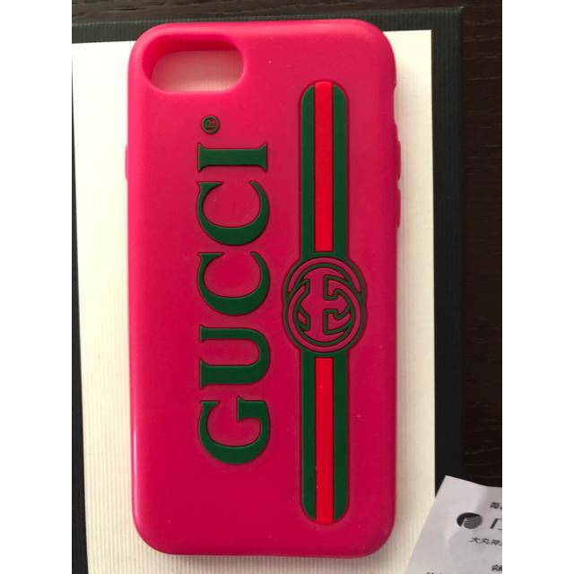 iphone6s ケース サイト | Gucci - GUCCI iPhone8ケース  の通販 by オトナ's shop|グッチならラクマ