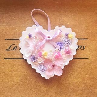 お花畑⑤pink ※アロマワックスサシェ (アロマ/キャンドル)