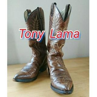 トニーラマ(Tony Lama)のトニーラマ ブーツ(ブーツ)