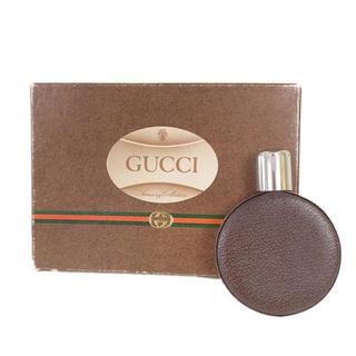 グッチ(Gucci)のオールドグッチ ボトル ウイスキーボトル 水筒 ヴィンテージ A2890(その他)