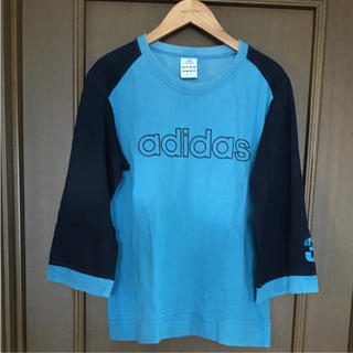 アディダス(adidas)のアディダス♥七分袖Tシャツ 2XOT(Tシャツ(長袖/七分))