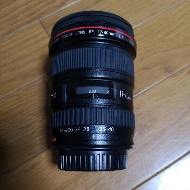 canon canon 17 40 f4l usm canonの通販 by ポの s shop キヤノンなら