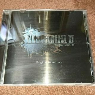 スクウェアエニックス(SQUARE ENIX)の「FINAL FANTASY 15」Original Soundtrack(ゲーム音楽)