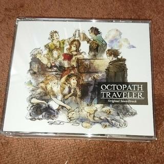 スクウェアエニックス(SQUARE ENIX)の「OCTOPATH TRAVELER」Original Soundtrack(ゲーム音楽)