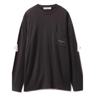 ジェラートピケ(gelato pique)のgelato pique homme レーヨンTシャツロングパンツ上下セット(Tシャツ/カットソー(七分/長袖))