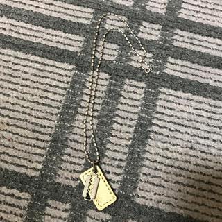 ナチュラルヴィンテージ(natuRAL vintage)のネックレス(ネックレス)