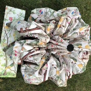 グッチ(Gucci)の GUCCI 自動 日傘 折り畳み傘(傘)
