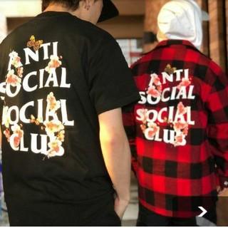 アンチ(ANTI)のANTI SOCIAL SOCIAL CLUB Asia 最安値(シャツ)