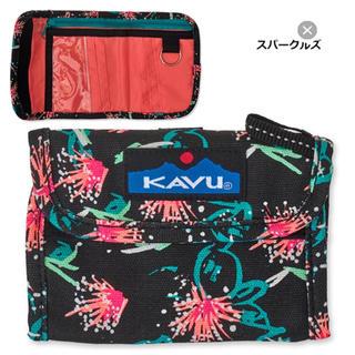 新品 KAVU カブー ワリーワレット 財布