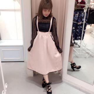 ハニーシナモン(Honey Cinnamon)の【まかろんさん専用】ロングスカート(ロングスカート)