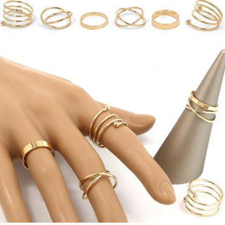 リング 指輪 6個セット (リング(指輪))