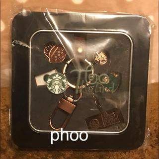 スターバックスコーヒー(Starbucks Coffee)のスタバ タイ【20周年記念 カッパーキーホルダー】(キーホルダー)