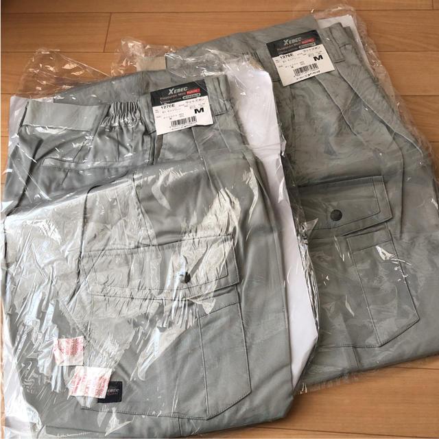 寅壱(トライチ)のXEBEC作業着ズボン メンズのパンツ(ワークパンツ/カーゴパンツ)の商品写真