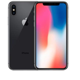 アイフォーン(iPhone)の[最終値下げ]iPhoneⅩ 256GB スペースグレイ SIMフリー(スマートフォン本体)