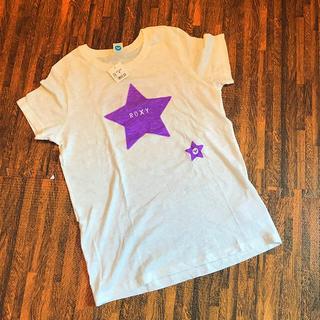 ロキシー(Roxy)の[新品]ROXY Tシャツ Lサイズ(Tシャツ/カットソー(半袖/袖なし))