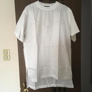 オープニングセレモニー(OPENING CEREMONY)の【OPNENING CEREMONY】ビッグシャツ(シャツ/ブラウス(半袖/袖なし))