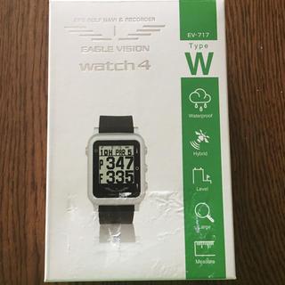 アサヒゴルフ(朝日ゴルフ)のEAGLE VISION watch4(腕時計(デジタル))
