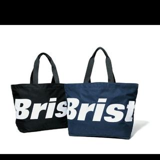 エフシーアールビー(F.C.R.B.)のF.C.Real Bristol BIG LOGO TOTE BAG(トートバッグ)