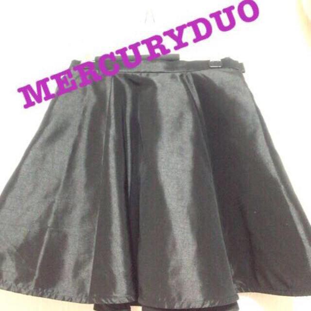 MERCURYDUO(マーキュリーデュオ)のY43Nach様♡ MERCURYDUO レディースのスカート(ミニスカート)の商品写真