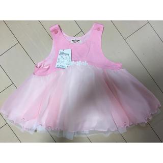 ムージョンジョン(mou jon jon)のムージョンジョン 90 ドレス風ワンピ(ドレス/フォーマル)
