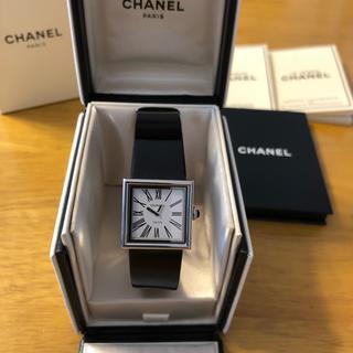 シャネル(CHANEL)の専用です☆CHANEL シャネル マドモアゼル 時計(腕時計)