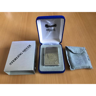ヒステリックグラマー(HYSTERIC GLAMOUR)のHYSTERIC GLAMOUR 200個限定ZIPPO シリアルナンバー入り(タバコグッズ)