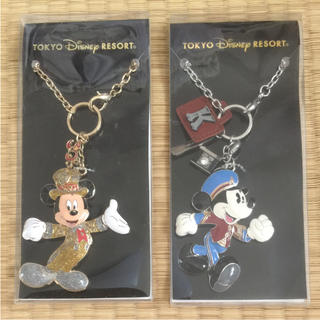 ディズニー(Disney)のバッグチャームチェーン  (バッグチャーム)