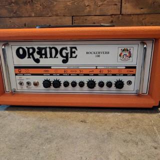 ORANGE ROCKERVERB100(ギターアンプ)