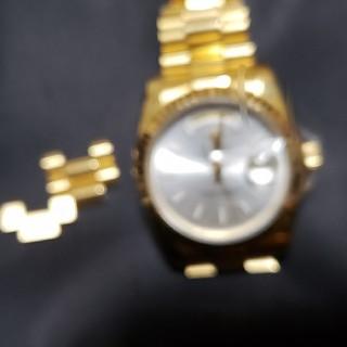 とこわ様専用メンズ自動巻腕時計ジャンク値下げ交渉OK(金属ベルト)
