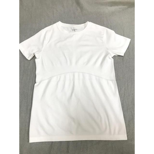 GU(ジーユー)のGU SPORT ジーユースポーツ Tシャツ レディースのトップス(Tシャツ(半袖/袖なし))の商品写真