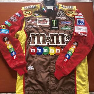 NASCAR m&m's レーシングスーツ Kyle Busch #18