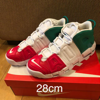 ナイキ(NIKE)のNike Air More Uptempo 96 ITAL  QS(スニーカー)