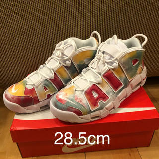 ナイキ(NIKE)のAIR MORE UPTEMPO 96 UK QS(スニーカー)