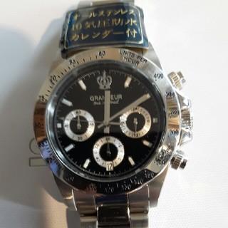 グランドール(GRANDEUR)の❪超特価❫クロノ時計各種(腕時計(アナログ))