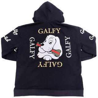 ガルフィー(GALFY)のGALFY ガルフィー ビッグシルエット ジップアップ パーカー(パーカー)
